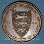 Coins Jersey. Victoria (1837-1901). 1/24 shilling 1894