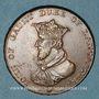 Coins Lancaster. Halfpenny token 1794