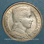 Coins Lettonie. République. 5 lati 1931