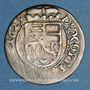 Coins Liechenstein. Troppau. Charles Eusèbe (1627-1684). 1 kreuzer 1629. Troppau