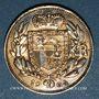 Coins Liechtenstein. Jean II, prince (1858-1929). 1 couronne 1904