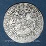 Coins Lituanie. Grand Duché. Sigismond II le Vieux (1506-1544). 1/2 gros 1509