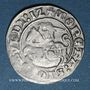 Coins Lituanie. Grand Duché. Sigismond II le Vieux (1506-1544). 1/2 gros 1512