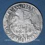 Coins Lituanie. Grand Duché. Sigismond II le Vieux (1506-1544). Gros 1536F. R !