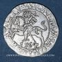 Coins Lituanie. Grand Duché. Sigismond III Auguste (1544-1572). 1/2 gros 1564. Différent : hache