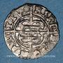 Coins Livonie. Hermann Bruggeney (1535-1549). Schilling 1546. Riga