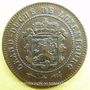 Coins Luxembourg. Guillaume III (1849-1890). 5 centimes 1854. Utrecht
