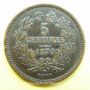 Coins Luxembourg. Guillaume III (1849-1890). 5 centimes 1870. Utrecht