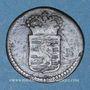 Coins Luxembourg. Joseph II (1780-1790). 1/2 liard 1789. Bruxelles