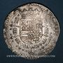 Coins Luxembourg. Philippe IV (1621-1665). Patagon 1632. Luxembourg