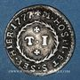 Coins Malte. Emmanuel de Rohan (1775-1797). 1 tari 1777