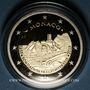 Coins Monaco. 2 euro 2015. Commémore les 800 ans du début de la fondation de la Forteresse sur le rocher