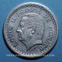 Coins Monaco. Louis II (1922-1949). 1 franc n. d. (1943)