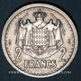 Coins Monaco. Louis II (1922-1949). 2 francs n. d. (1943)