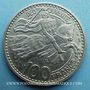 Coins Monaco. Rainier III (1949-2005). 100 francs 1950