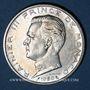 Coins Monaco. Rainier III (1949-2005). 5 francs 1960