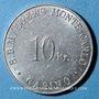 Coins Monaco. S. B. M. Loews Monte-Carlo. Casino. 10 francs