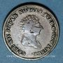 Coins Norvège. Charles XIV Jean (1818-1844). 4 skilling 1842