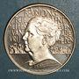 Coins Pays Bas. Béatrice (1980-2013). 10 écus 1990. Cinquantenaire de la Libération
