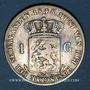 Coins Pays Bas. Guillaume II (1840-1849). 1 gulden 1848
