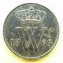 Coins Pays Bas. Guillaume III (1849-1890). 1 cent 1863