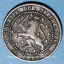 Coins Pays Bas. Guillaume III (1849-1890). 1 cent 1882