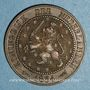 Coins Pays Bas. Guillaume III (1849-1890).  2 1/2 cents 1884