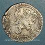 Coins Pays Bas. Hollande. 1/2 leeuwendaalder 1616