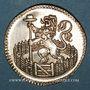 Coins Pays Bas. Hollande. Duit argent 1747