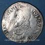 Coins Pays-Bas. Hollande. Philippe II (1555-1598). 1/5 écu Philippe (1562-1564)
