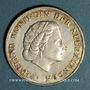 Coins Pays Bas. Juliana (1948-1980). 1 gulden 1952