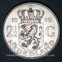 Coins Pays Bas. Juliana (1948-1980). 2 1/2 gulden 1959