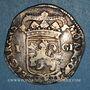 Coins Pays-Bas. Overijssel. 1 gulden 1706/5