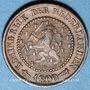 Coins Pays Bas. Wilhelmine (1890-1948). 1/2 cent 1900
