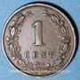 Coins Pays Bas. Wilhelmine (1890-1948). 1 cent 1898