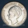 Coins Pays Bas. Wilhelmine (1890-1948). 1 gulden 1924