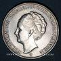 Coins Pays Bas. Wilhelmine (1890-1948). 2 1/2 cent 1937