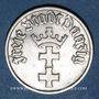 Coins Pologne. Danzig. 1/2 gulden 1932