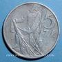 Coins Pologne. République. 5 zlotych 1958