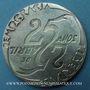 Coins Portugal. 1 000 escudos 1999. 25eanniversaire du 25 avril 1974