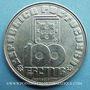 Coins Portugal. 100 escudos 1985. Fernando Pessoa