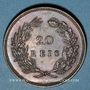 Coins Portugal. Charles I (1889-1908). 20 reis 1891