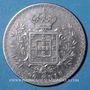 Coins Portugal. Charles I (1889-1908). 500 reis 1896