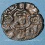 Coins Portugal. Denis 1er (1279-1325). Denier