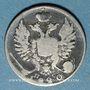 Coins Russie. Alexandre I (1801-1825). 10 kopecks 1820MC. Saint-Petersbourg