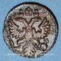 Coins Russie. Anne (1730-1740). 1 polushka 1734