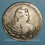 Coins Russie. Anne (1730-1740). 1 rouble 1738