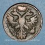 Coins Russie. Anne (1730-1740). Denga (= 1/2 kopeck) 1740