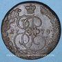 Coins Russie. Catherine II (1762-1796). 5 kopecks 1779EM. Ekaterinbourg