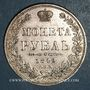 Coins Russie. Nicolas I (1825-1855). 1 rouble 1849. Saint Petersbourg